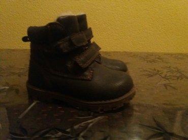 Zimske cipele za bebe vel 22, kupljene u nemackoj skoro nove - Svilajnac