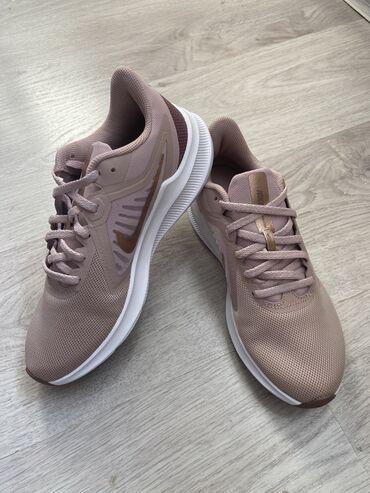 спортивные хиджабы в Кыргызстан: Розовые кроссовки nike running downshifter  продаю кроссовки для трени