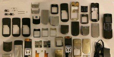 telefon ekranlari - Azərbaycan: Nokia 8800 lentlər və ehtiyyat hissələri, korpus hissələri