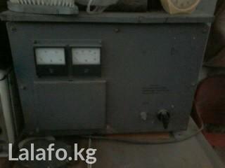 Зарядное устройство 0-30 v заводское 30А в Лебединовка