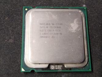 процессоры 4200 мгц в Кыргызстан: Процессор Intel® Celeron® E3400 тактовая частота 2,60 ГГц, 1 МБ