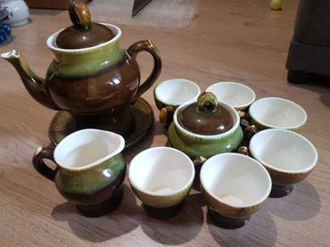 fuzhery-6-sht в Кыргызстан: Кофейный или чайный сервис, чайник, сливочница, сахарница, 6 кружек