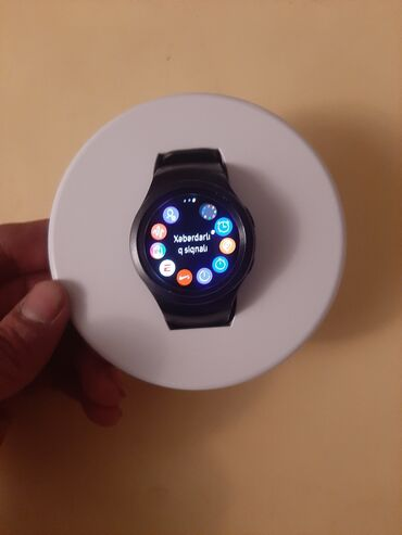 Samsung galaxy s2 - Азербайджан: Серые Унисекс Наручные часы Samsung