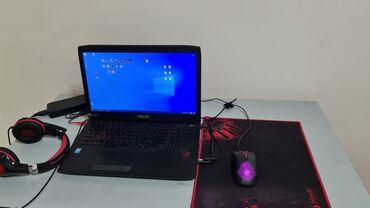 дисплей meizu mx6 в Кыргызстан: Ноутбук внешне на 9 из 10    Модель Asus ROG G751JM  Процессoр Intel®