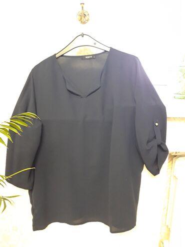 Блузка. Ткань: матовый шёлк. Производство: Турция. Размер 44