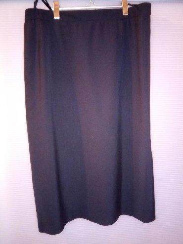Klasična crna suknja, kvalitetna - Belgrade