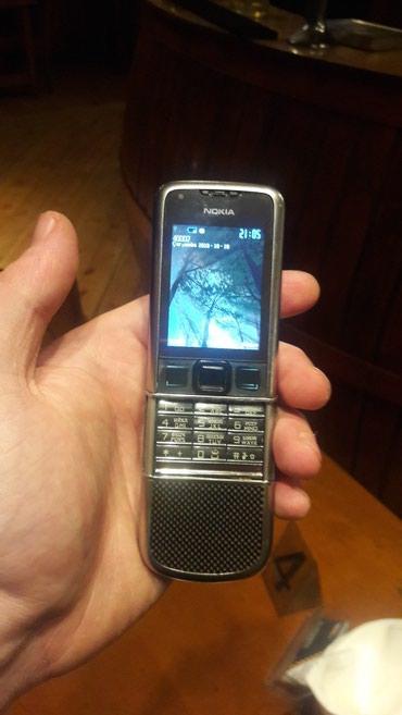 Bakı şəhərində Nokia 8800 B) katiqoryadir cox gozel iwdeyir il yarimdir ozumdedir.A