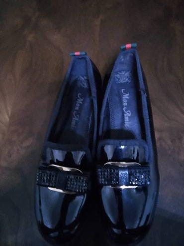 замшевые туфли размер 35 в Кыргызстан: Туфли новые 35 размер