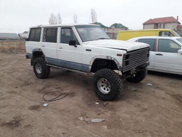 диски колесные стальные r15 ниссан патрол в Кыргызстан: Nissan Patrol 3.3 л. 1988