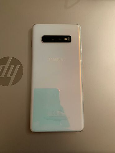 Samsung galaxy r - Азербайджан: Новый Samsung Galaxy S10 Plus 128 ГБ Белый