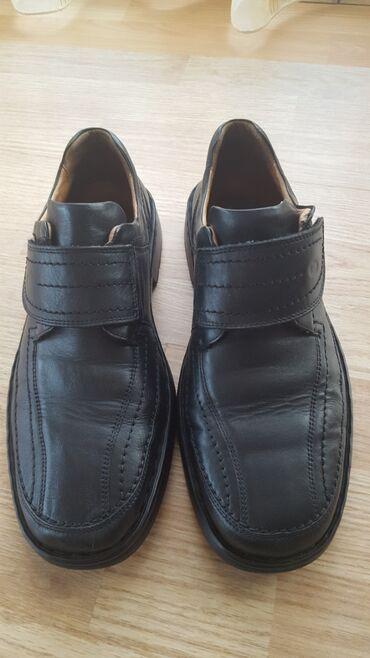 Muske kozne torbice - Srbija: Cipele muske kozne original br 44 moze dogovor