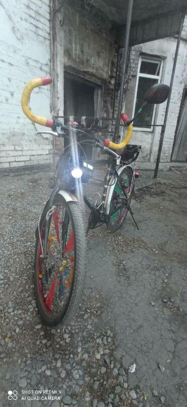 Велосепед сатылат абалы Жакшы абасы 8000мн сом