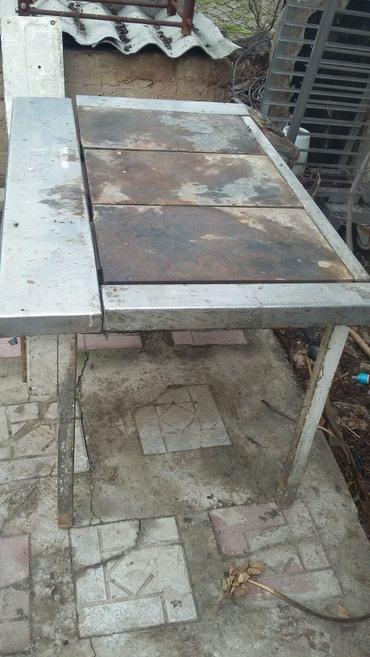 Продаю. плита мармитка.требует небольшого ремонта. цена 17000 в Бишкек