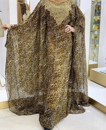 Платье Свободного кроя 3XL