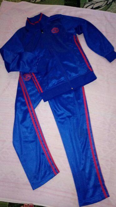 Продаю спорт.костюм на мальчика 9-10 лет.Б.у.замочки все