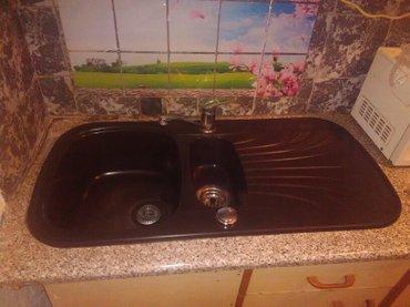Ugradna granitna sudopera(kao nowa) - Mladenovac