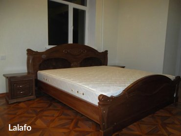 Очень срочно!!! кровать ручная работа в Кок-Ой