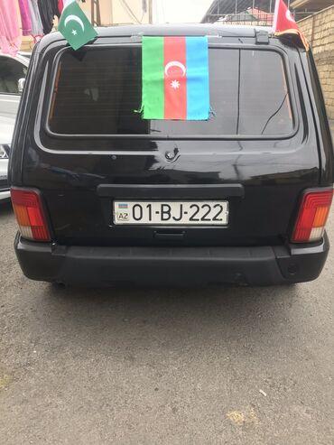 niva satilir - Azərbaycan: VAZ (LADA) 2018 | 96000 km