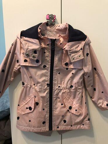 Prolecno- jesenja jaknica za devojcice vel do 2-3 god! Kao nova!