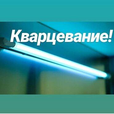Бактерицидная - кварцевая лампа   от вирусов и бактерий   прямые поста