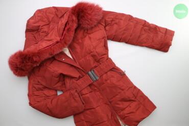 Жіноча зимова куртка з паском Symonder, p. XXL    Довжина: 90 см Ширин