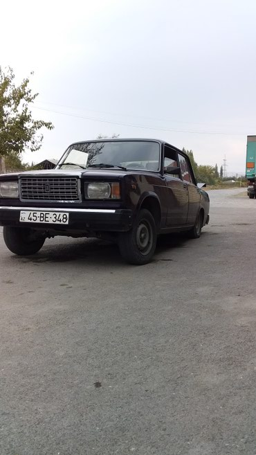 Göyçay şəhərində VAZ (LADA) 2107 2000