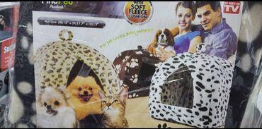 Kucice za pse ujedno sa drzacem za rucno lako prenosenje ljubimaca 3