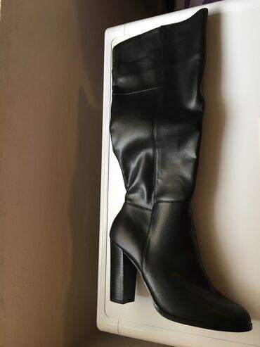 Sa kapuljacom - Srbija: Potpuno nove cizme sa etiketom, velicina 39