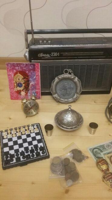 Qedimi ewyalar satilir wahmat pullar otkritkalar saat filmoskop