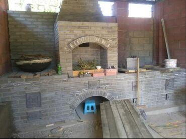 Услуги - Кыргызстан: Печи, Барбекю, Казаны | Гарантия, Бесплатная консультация, Бесплатный замер | 3-5 лет опыта
