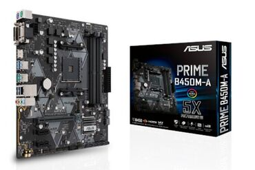 Материнская плата B450M-Aсокет AM4Подходит для процессоров ryzen ТОРГ