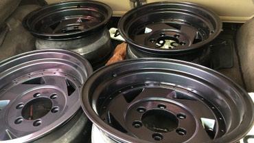 В продаже комплект дисков 6х139.7 139.7 139 R16 8jj -10 U.S.A