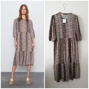 Fly s688 - Beograd: Dress Oversize Zara M