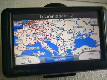 Garmin nuvi 760 - najnovije mape ispravna i očuvana navigacija garmin