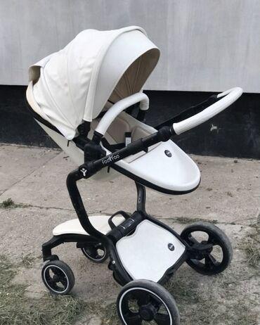 Детский мир - Ош: Продам коляску 2/1 в хорошем состоянии. Бережное хранение и пользовани
