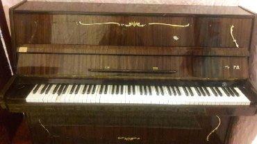 пианино-чайка в Кыргызстан: Пианино Аккорд в хорошем состоянии