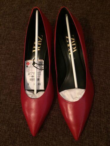 туфли 24 размер в Кыргызстан: Туфли кожанные, размер 37, по стельке 24 см. Из Америки, качество отли