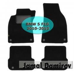 "NOVLINE BMW 5 F10 2010-2013 ucun kovrolit ayaqaltilar""AILERON"""