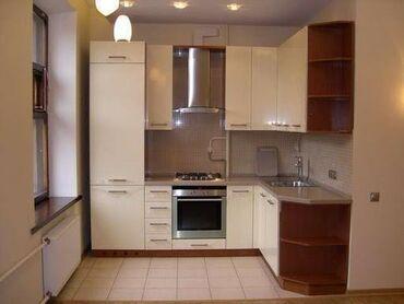 стеллаж полки для материалов в Кыргызстан: Кухонные гарнитуры. На заказ. Огромный выбор материалов . Отличное
