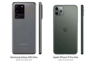 Iphone 11 (420 AZN) Iphone 11 pro (420 AZN) Iphone 11 pro max 2 sim ka