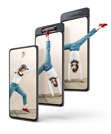 Samsung-3d - Азербайджан: Новый Samsung A80 128 ГБ Белый