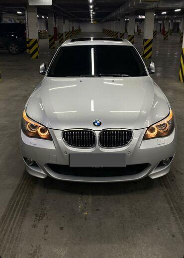 bmw 2800 в Кыргызстан: BMW 5 series 3 л. 2010