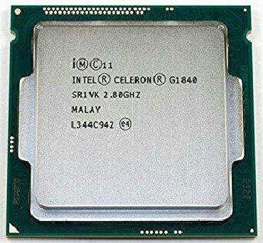 процессоры китай в Кыргызстан: Процессор под 1150 сокет G1840 2ядра по 2.8ггцЕсть доставка и