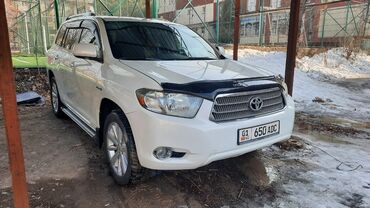 Toyota - Бишкек: Toyota Highlander 3.3 л. 2008 | 161000 км