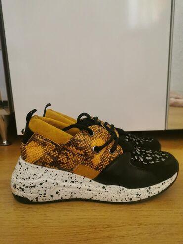Ženska patike i atletske cipele   Backa Palanka: Nove patike 38br.nosene jedanput jer su male