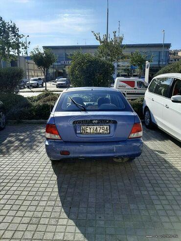 Used Cars - Greece: Hyundai Accent 1.3 l. 2000 | 163000 km