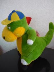 советская мягкая игрушка в Азербайджан: Мягкая игрушка Дракончик.Высота 44 см