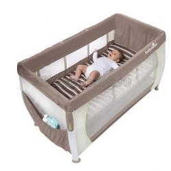 Детская кроватка-манеж Pierre cardin. Отличное состояние. Цвет зеленый
