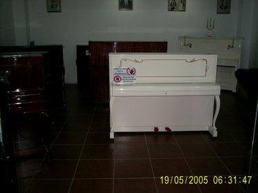 Bakı şəhərində Alman Cexiya rusiya Pianolari satilir Petrof Geyer Belarus Uc pedall