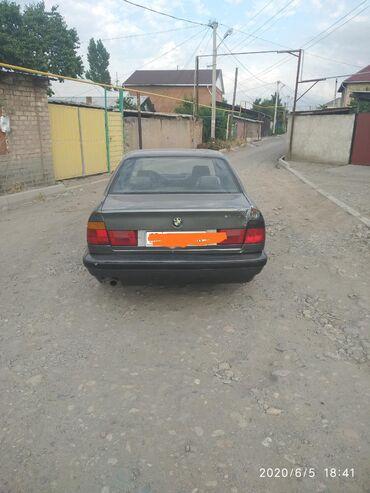 bmw-5-серия-525ix-vanos - Azərbaycan: BMW 5 series 2.5 l. 1990 | 280000 km
